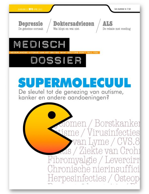 Medisch Dossier magazine 1703 april 2015
