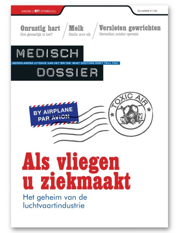 Medisch Dossier magazine 1707 september 2015
