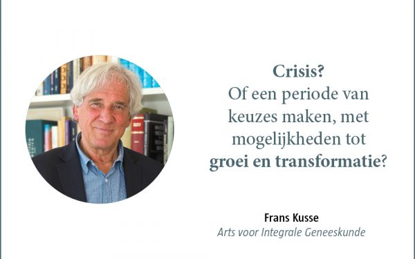 Frans Kusse over covid-19